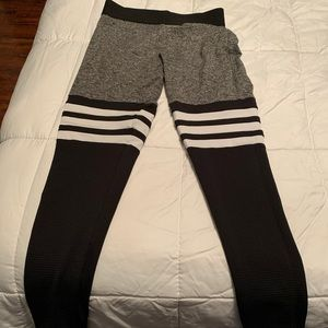 Bombshell sportswear socks leggings